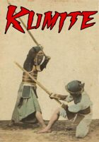 Kumite! Bloodsport of Champions!
