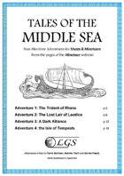 Tales of the Middle Sea (Mazes & Minotaurs)