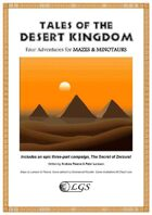 Tales of the Desert Kingdom (Mazes & Minotaurs)