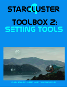 StarCluster 4 - Toolbox 2: Setting Tools