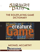 Roleplaying Game Dictionary