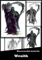 BlaszczecArt Stock Art: Wraith
