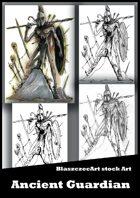 BlaszczecArt Stock Art: Ancient Guardian