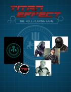 Titan Effect RPG: Tokens