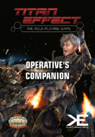 Titan Effect RPG: Operative's Companion