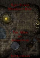 Mogrul's Den   Battlemap - The War of Auraspure