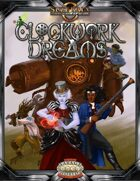 Clockwork Dreams (Savage Worlds)