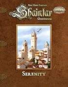 Shaintar Guidebook: Serenity