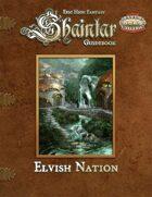 Shaintar Guidebook: Elvish Nation