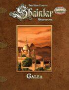 Shaintar Guidebook: Galea