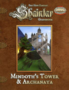 Shaintar Guidebook: Mindoth's Tower