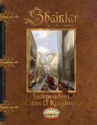 Shaintar Anthology: Independent Kingdoms