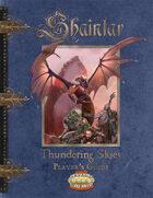 Shaintar: Thundering Skies Player's Guide