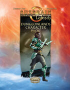Dungeonlands Character Pack