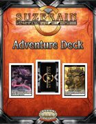 Savage Suzerain Adventure Deck