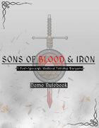 Sons of Blood & Iron: Demo Rulebook