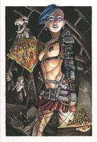 Street Survivor - RPG Stock Art