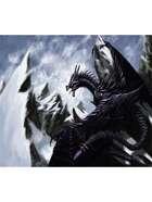 Dragon Mountain - RPG Stock Art