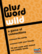 Plus Word Wild