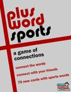 Plus Word Sports
