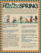 The Mice-Men of Mirewald: Spring