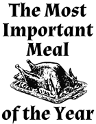 The Most Important Meal of the Year