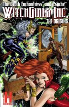 WitchGirls Inc: The Origins