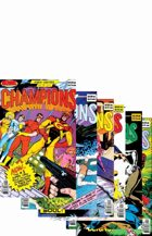 Champions: The Original Mini-Series [BUNDLE]