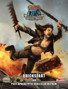 Devil's Run RPG Free Quickstart (2d20-SWADE)