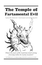 The Temple of Fartamental Evil
