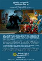 Wyrmkeep Dungeons BW3: The Beast Below