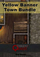 Yellow Town Set [BUNDLE]