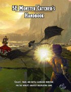 5e Monster Catcher's Handbook