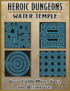 Heroic Dungeons: Water Temple