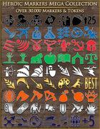 Heroic Markers Mega Collection [BUNDLE]