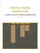 Scroll Puzzle Generator