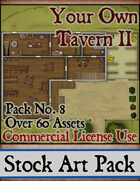 Your Own Tavern II - Stock Art