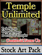 Temple Unlimited - Stock Art