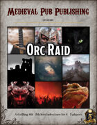 Orc Raid - Swift Adventures