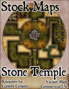 Stone Temple - Stock Map