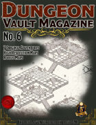 Dungeon Vault Magazine - No. 6