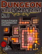 Dungeon Vault Magazine - No. 8