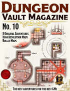 Dungeon Vault Magazine - No. 10