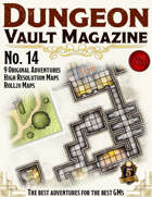 Dungeon Vault Magazine - No. 14