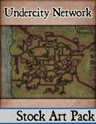 Undercity Network - Stock Art Map