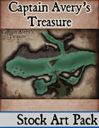 Elven Tower - Captain Avery's Treasure | Stock Battlemap