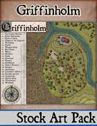 Elven Tower - Griffinholm | Stock City Map