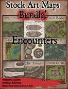 Stock Art Maps Bundle 3 - Encounters [BUNDLE]