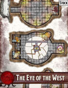 Elven Tower - The Eye of the West | 26x41 Stock Battlemap