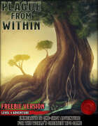 Plague from Within - FREEBIE - Level 4 Adventure - 5e